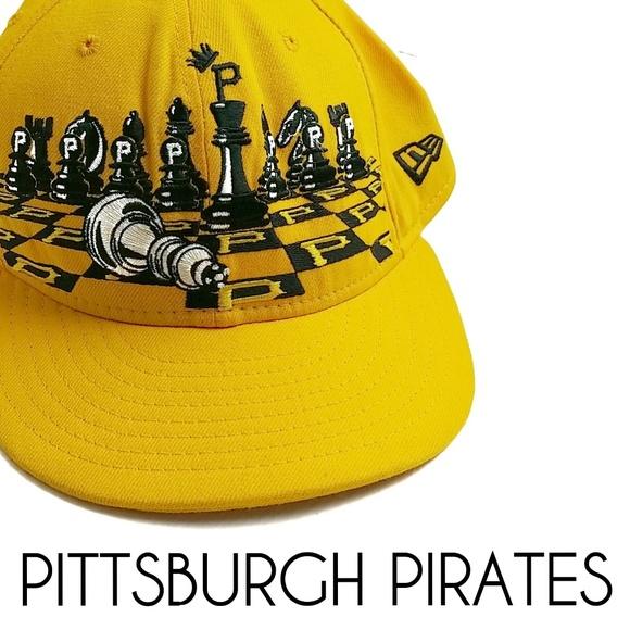 New Era Other - Pittsburgh Pirates Chessmen New Era 59fifty Hat